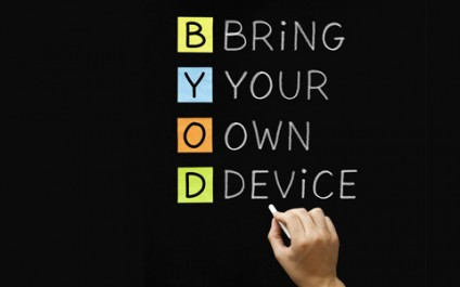 4 great tips for BYOD security